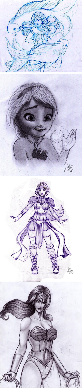trabajos_facebook_angela_torreno_alumna_curso_dibujo_comic_ilustracion_masterc10_madrid