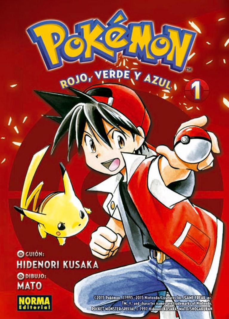 Manga-Pokémon