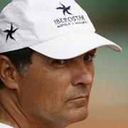 Toni Vidal entrenador de Rafa Nadal