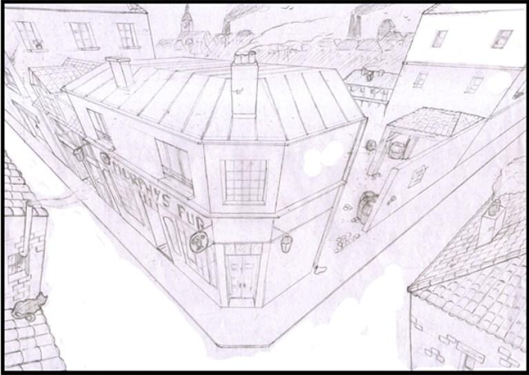 curso-dibujo-perspectiva-vista-pajaro-luces-sombras1