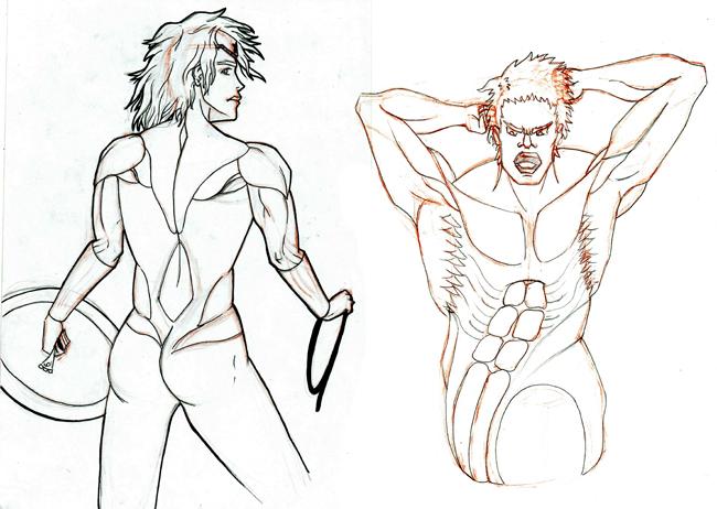 1curso Dibujo Profesional Anatomia Cuerpo Humano Academiac10 Madrid