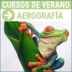 Curso de verano de Aerografía