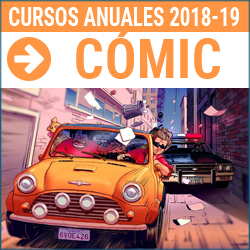 Curso de cómic en Madrid