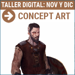 Taller digital: Concept Art