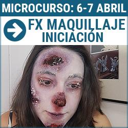 Microcurso de iniciación al Fx Maquillaje