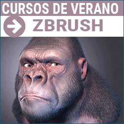Taller digital: Modelado 3D. ZBrush