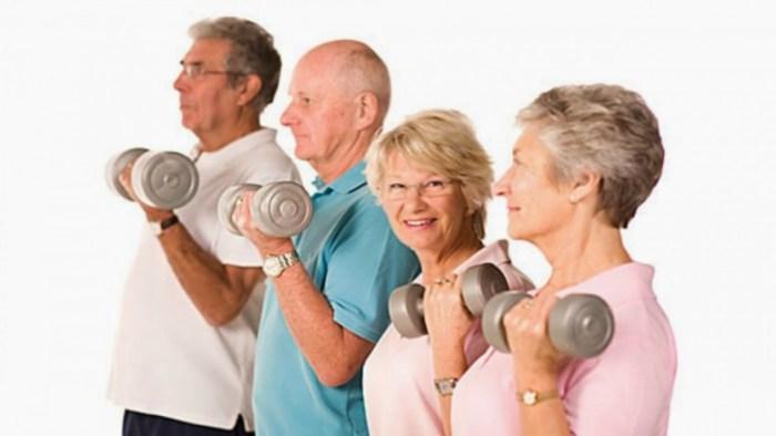 Alzheimer e exercícios