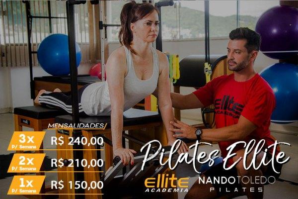 Academia Elite - Promo Pilates