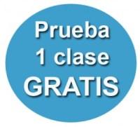 PRUEBA 1 CLASE GRATIS