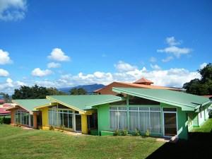 Student residence in Coronado, Costa Rica