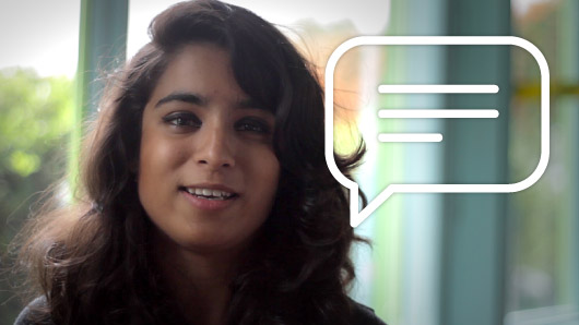 Natasha, student testimonial