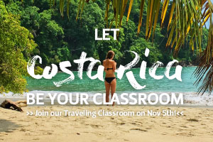 Join or Spanish Traveling Classroom on November 5th!