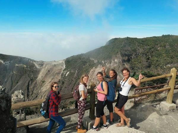 Excursion to Irazú Volcano National Park