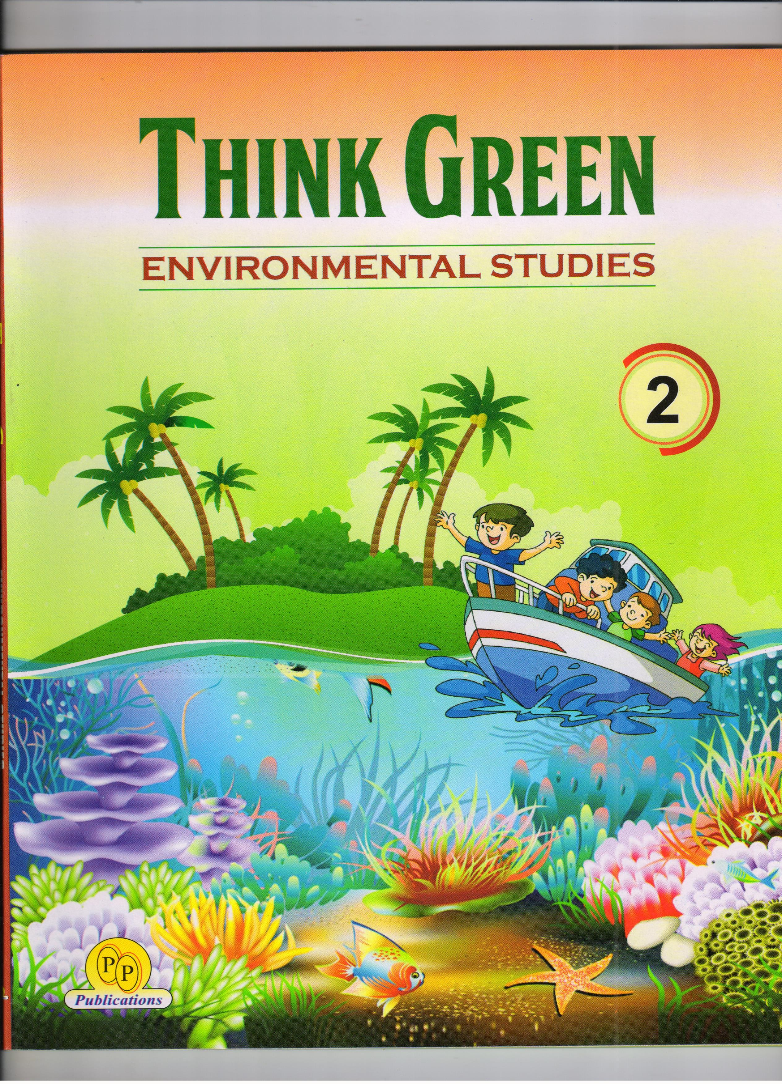 Buy Pp Think Green Environmental Stu S With Free