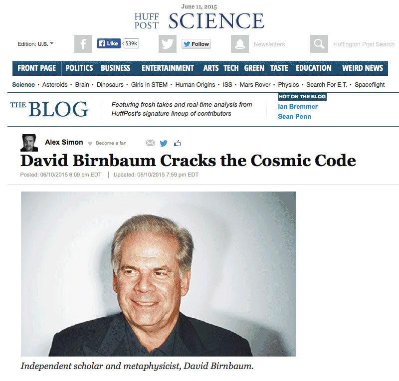 David Birnbaum philosophy metaphysics Summa Metaphysica Cosmology Theodicy Bard Conference Potential Teleology History Summa Metaphysica Church Jews Cosmic Code Q4P