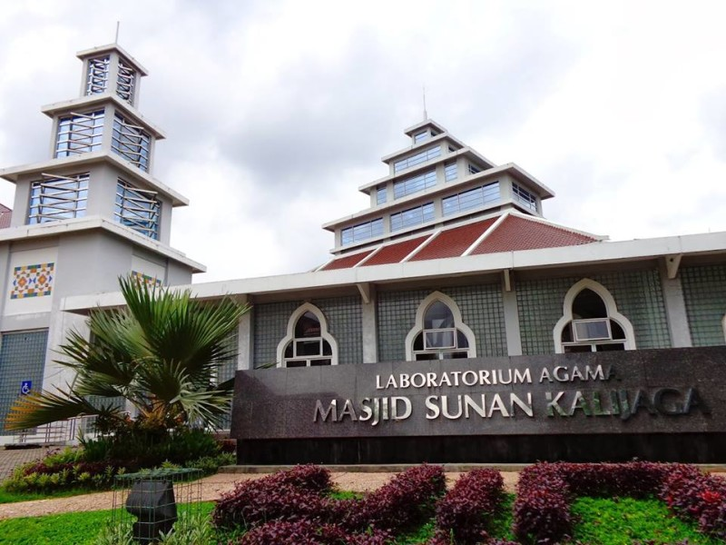 Laboratorium Agama Masjid Sunan Kalijaga  ACADEMIC INDONESIA