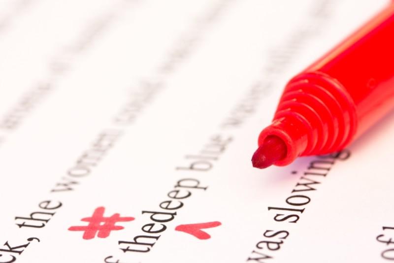 Belajar Menulis Tahap Editing Sempurna