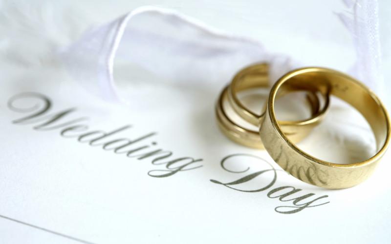 Menikah sebelum mapan Kaum Adam di Indonesia harus bersyukur