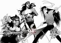 si buta dari gua hantu komik Indonesia