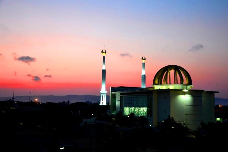 Masjid Terkenal Di Jogja