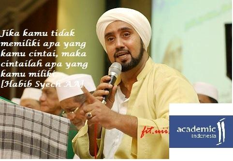 kata-kata bijak Habib Syech