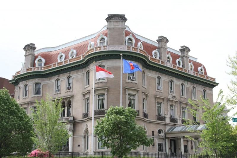 lulusan HI sebagai staff negara (embassy)