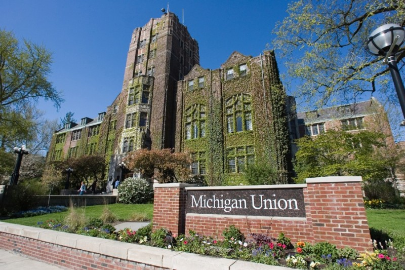 Universitas Terbaik di Amerika University of Michigan