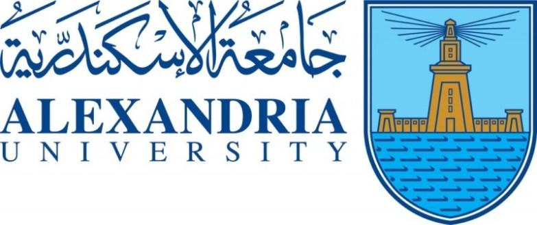 logo Alexandria University mesir