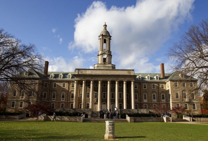 universitas di amerika serikat The University of Pennsylvania