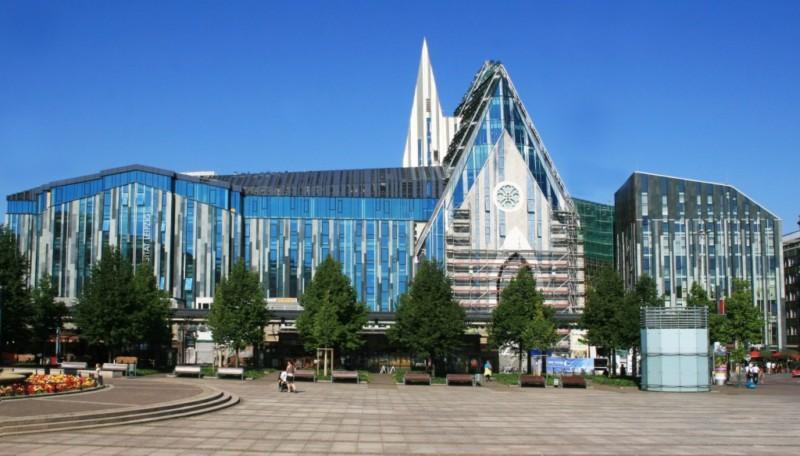 universitas terbaik di jerman Leipzig University