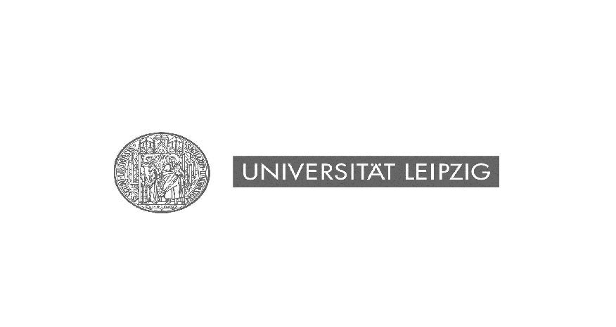 universitas terbaik jerman logo Leipzig University