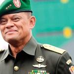 Biografi Panglima TNI Gatot Nurmantyo