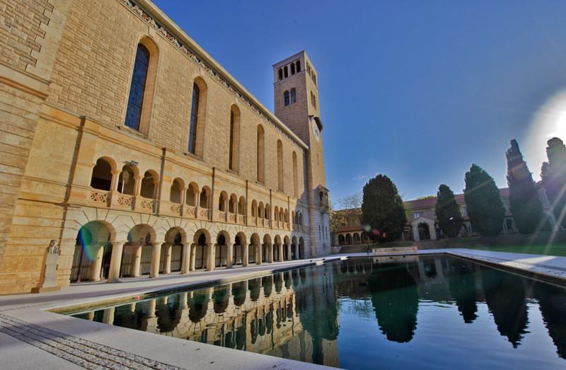 universitas terbaik di Australia University of Western Australia