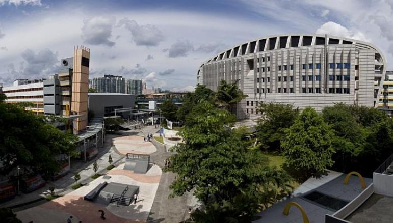 universitas terbaik di singapura Singapore Polytechnic (SP)