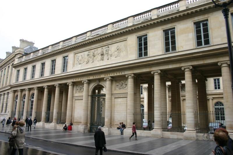 universitas terbaik di Perancis Université Paris Descartes, Paris