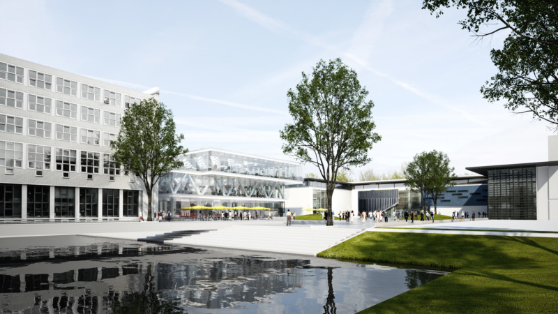 universitas terbaik di belanda Technische Universiteit Delft
