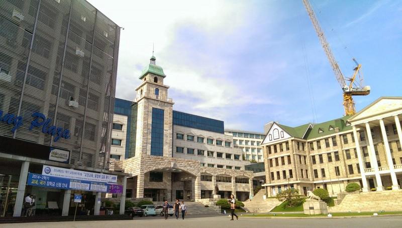 universitas terbaik di Korea Selatan Hanyang University