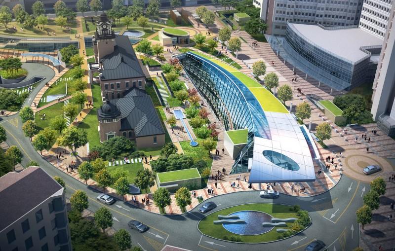 universitas terbaik di Korea selatan Seoul National University (Seoul Daehakgyo)