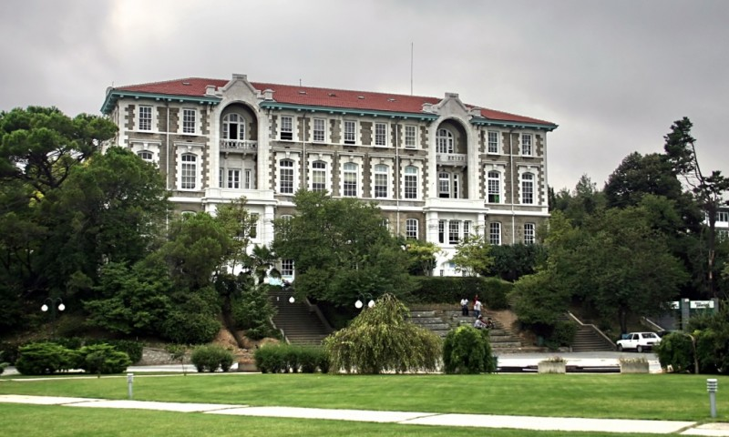 Universitas terbaik di Turki Bogaziçi University Bogaziçi Universitesi)