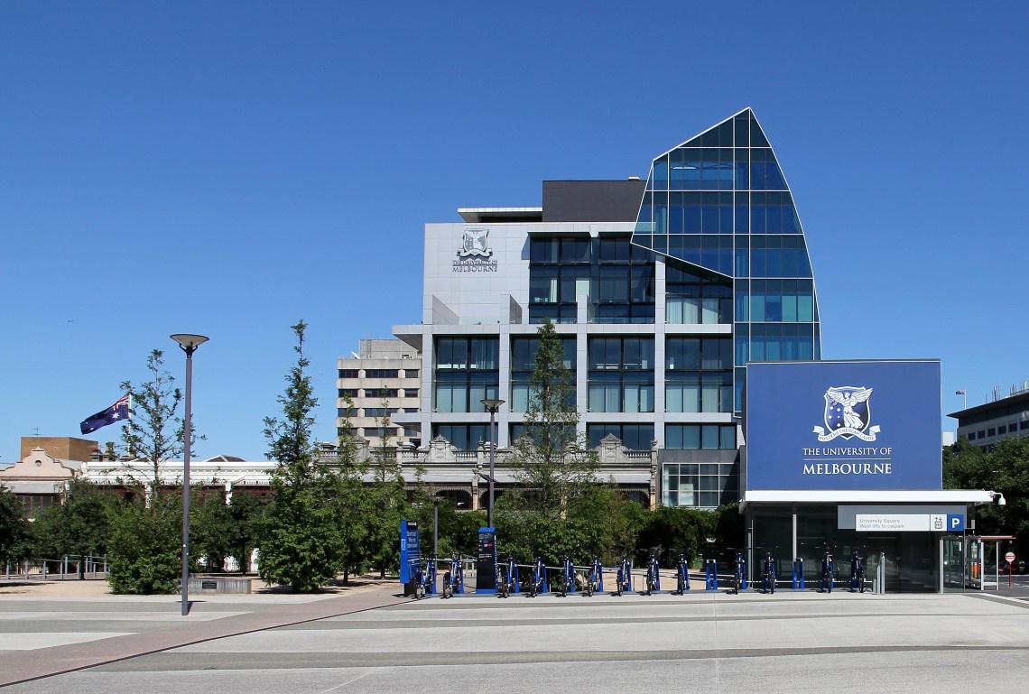 Melbourne University, 197-235 Bouverie St, Carlton VIC 3053, Australia