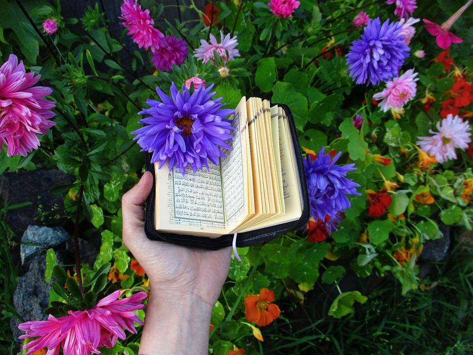 Ikhlas Membuka Al Quran