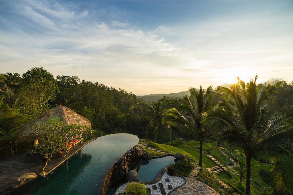 kolam Renang Bali Dara Ayu Villas