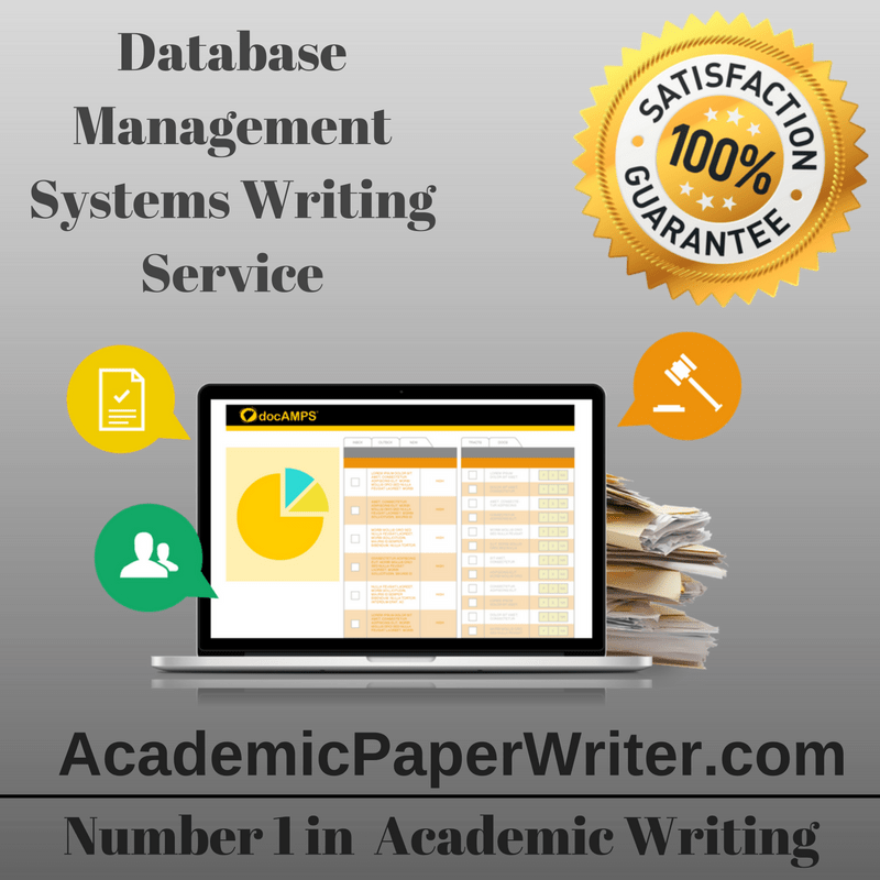 Database Management Research Papers Term Paper Help