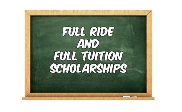 full-tuition-academic-scholarships