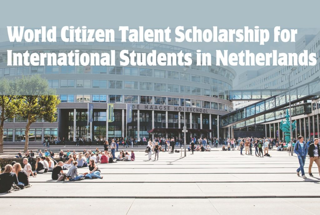 Image result for World Citizen Talent Scholarships For International Students