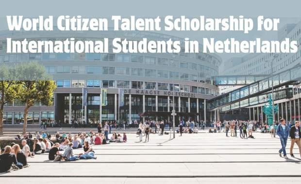 World-Citizen-Talent-Scholarship