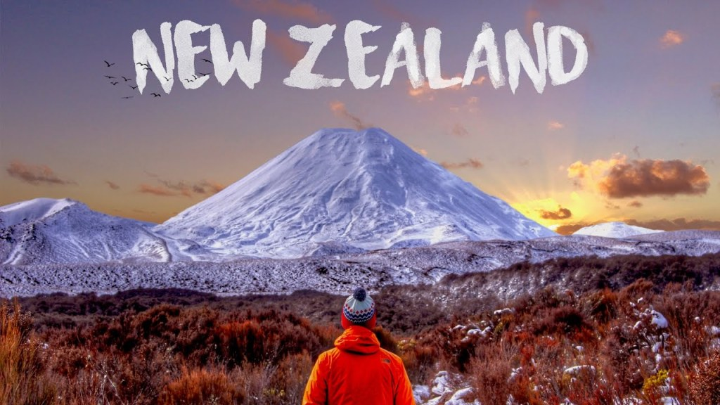 Study Abroad in New Zealand