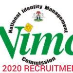 National Identity Management Commission recruitment