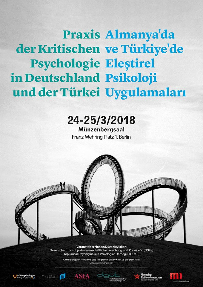 Read more about the article Praxis of Critical Psychology in Germany and Turkey