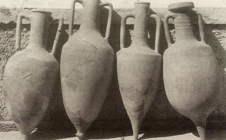 Image result for ancient israel wine jars and skins